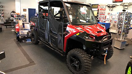 2018 Polaris Ranger Crew XP 1000 for sale 200546113