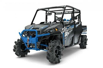 2018 Polaris Ranger Crew XP 1000 for sale 200608442