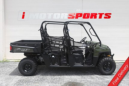 2018 Polaris Ranger Crew XP 570 for sale 200564193