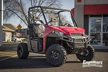 2018 Polaris Ranger Crew XP 900 for sale 200582343