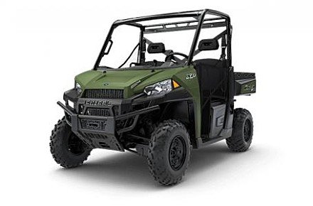 2018 Polaris Ranger Crew XP 900 for sale 200514704