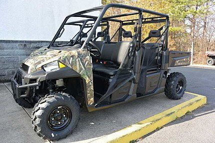 2018 Polaris Ranger Crew XP 900 for sale 200522536