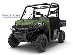 2018 Polaris Ranger Crew XP 900 for sale 200523544