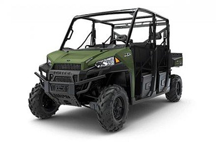 2018 Polaris Ranger Crew XP 900 for sale 200607626