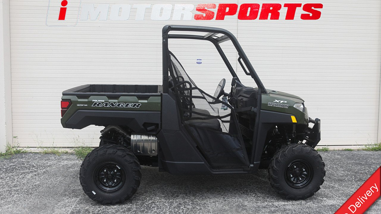 2018 Polaris Ranger XP 1000 for sale 200564134