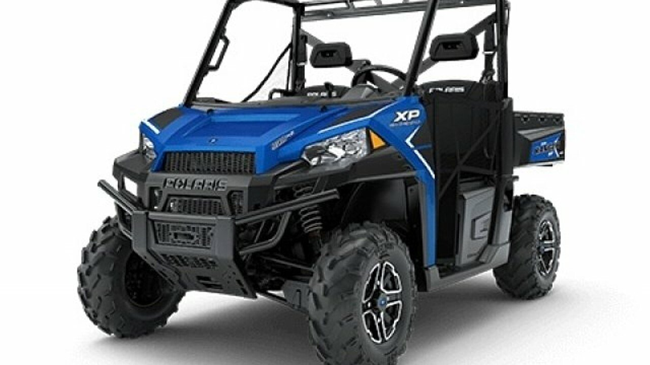 2018 Polaris Ranger XP 900 for sale 200496327