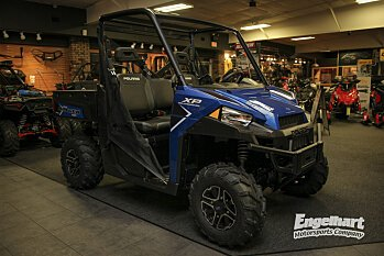 2018 Polaris Ranger XP 900 for sale 200612300