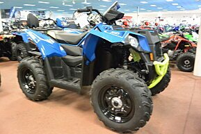 2018 Polaris Scrambler 850 for sale 200617243