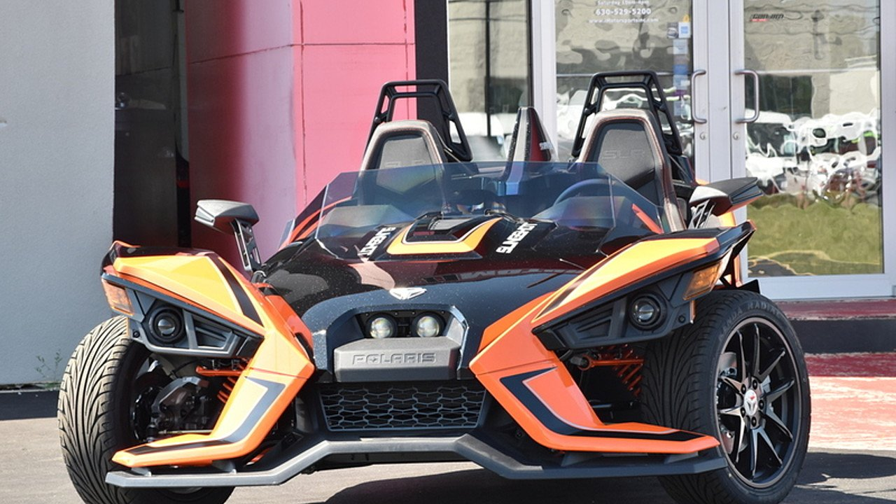 2018 Polaris Slingshot for sale 200492285
