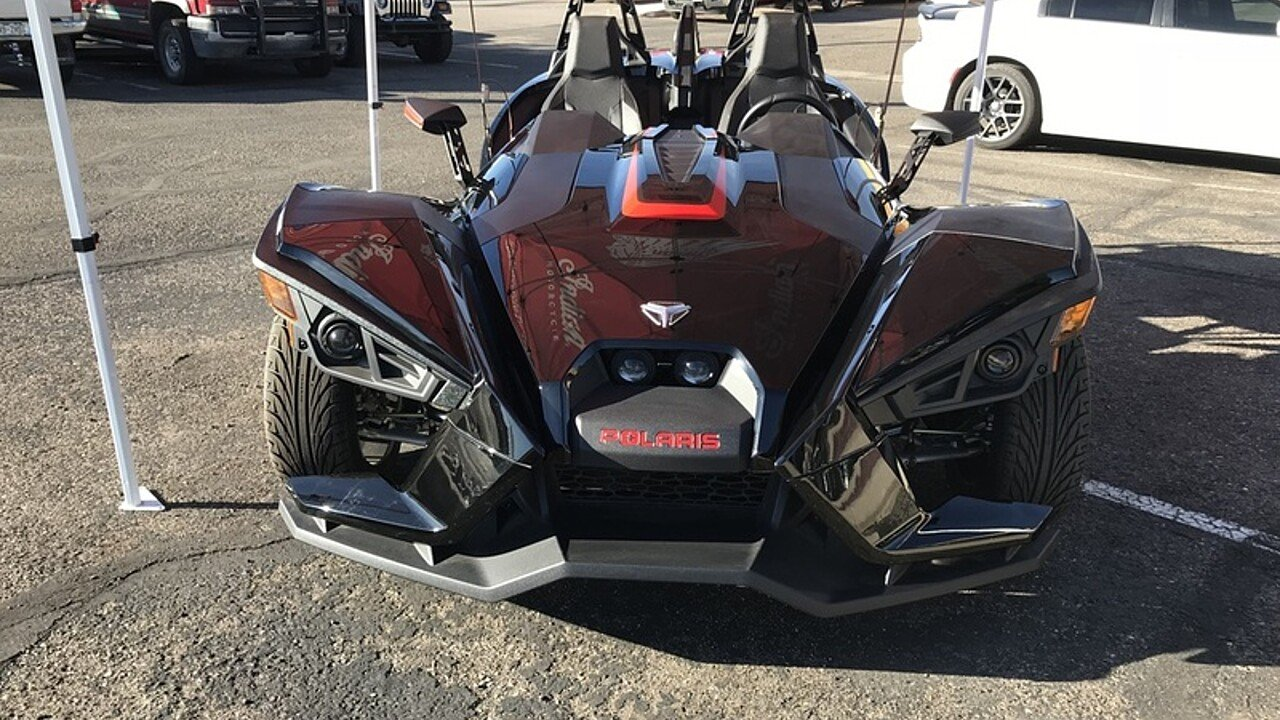 2018 Polaris Slingshot for sale 200569800