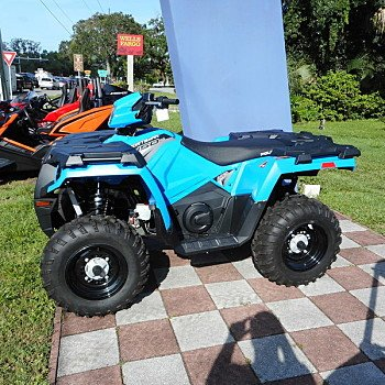 2018 Polaris Sportsman 450 for sale 200573289