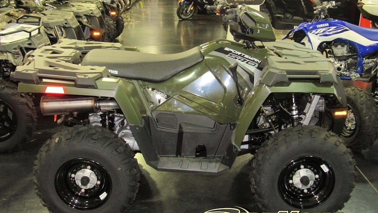 2018 Polaris Sportsman 570 for sale 200581602