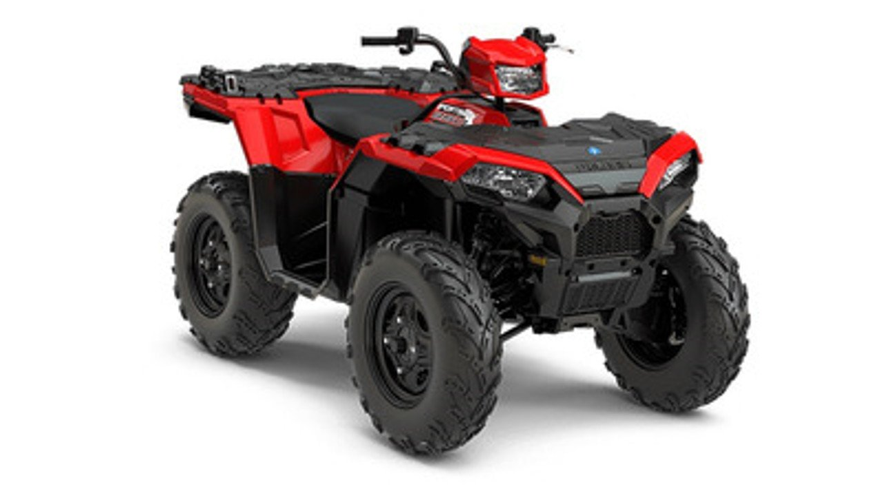 2018 Polaris Sportsman 850 for sale 200501367