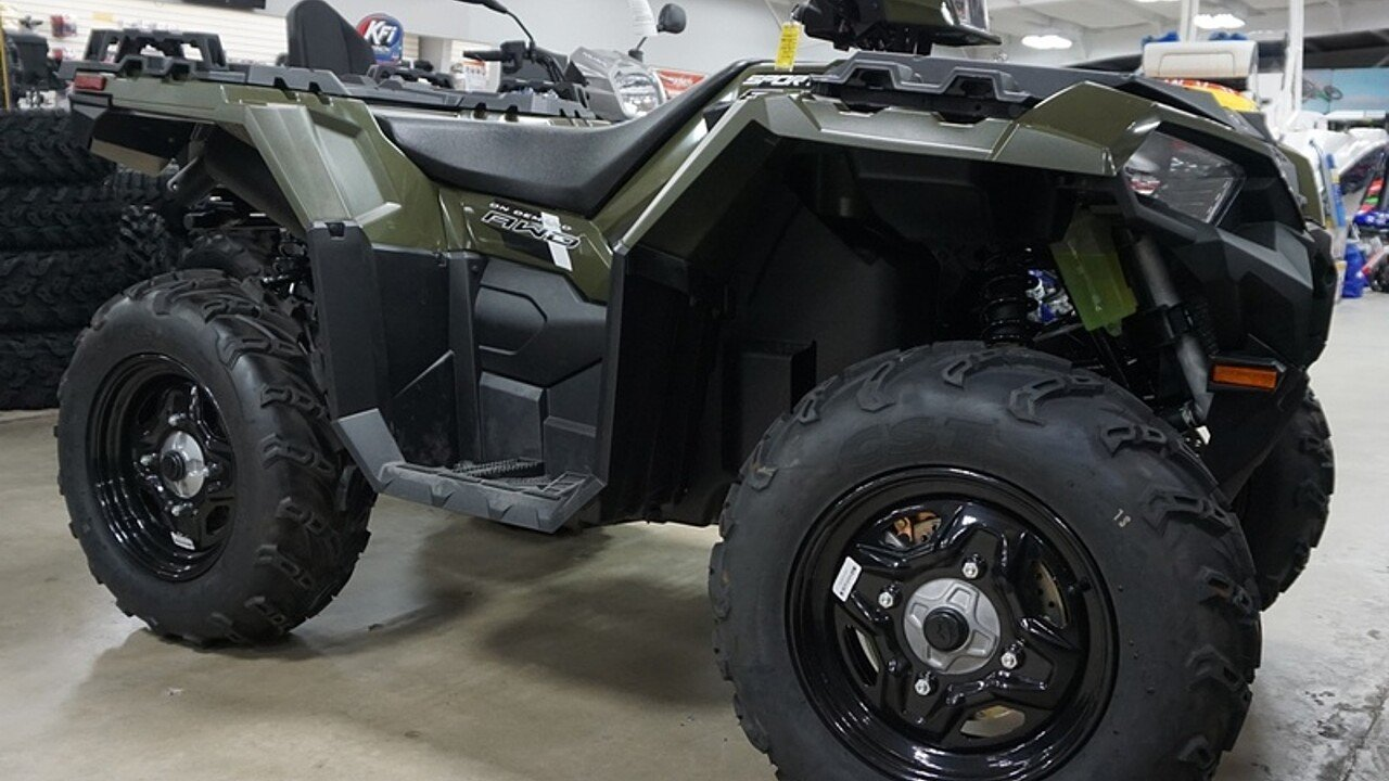 2018 Polaris Sportsman 850 for sale 200570094