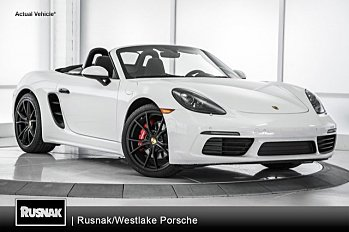 2018 Porsche 718 Boxster S for sale 100916743