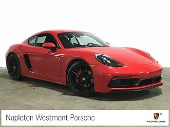 2018 Porsche 718 Cayman for sale 100951422