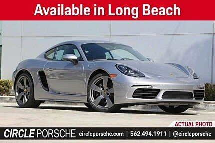 2018 Porsche 718 Cayman for sale 100978759