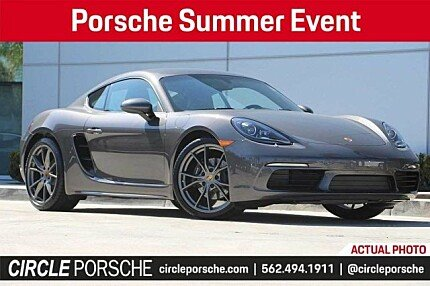 2018 Porsche 718 Cayman for sale 100993886