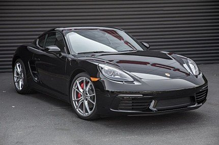 2018 Porsche 718 Cayman for sale 101005184