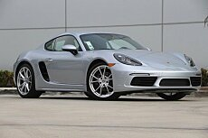 2018 Porsche 718 Cayman for sale 101005547
