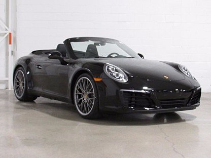 2018 Porsche 911 Carrera Cabriolet for sale 100892516