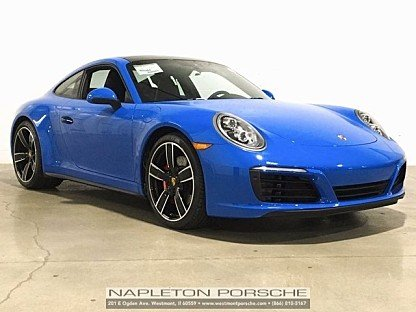 2018 Porsche 911 Coupe for sale 100925339