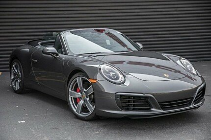 2018 Porsche 911 Cabriolet for sale 100967120