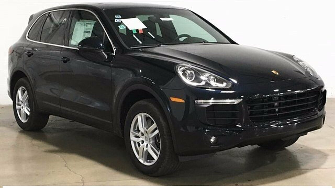 2018 Porsche Cayenne for sale 100925627