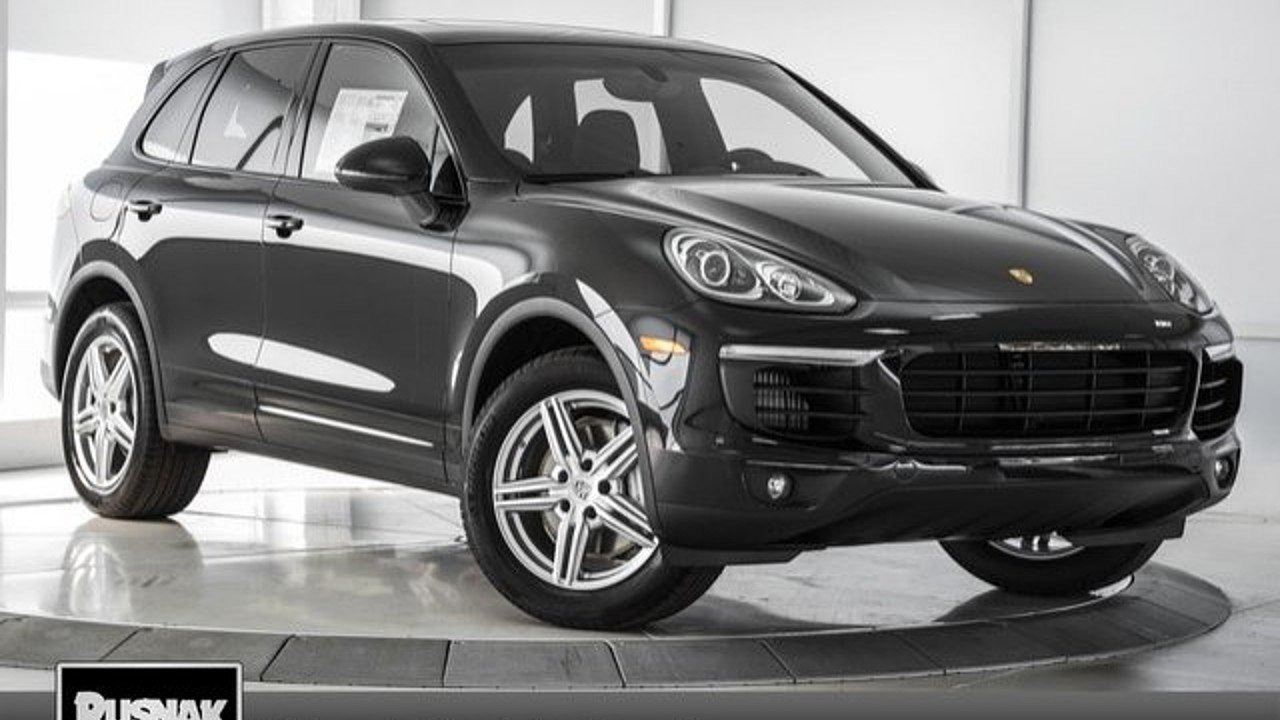 2018 Porsche Cayenne for sale 100940072