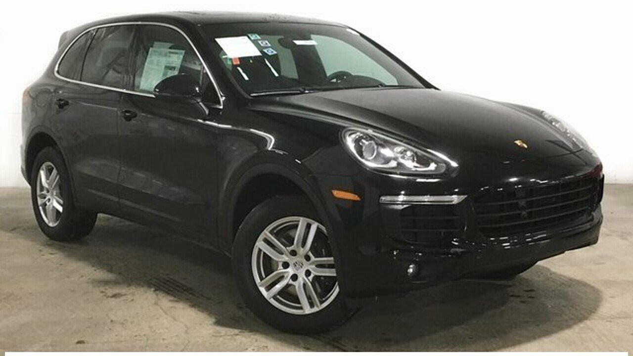 2018 Porsche Cayenne for sale 100940537