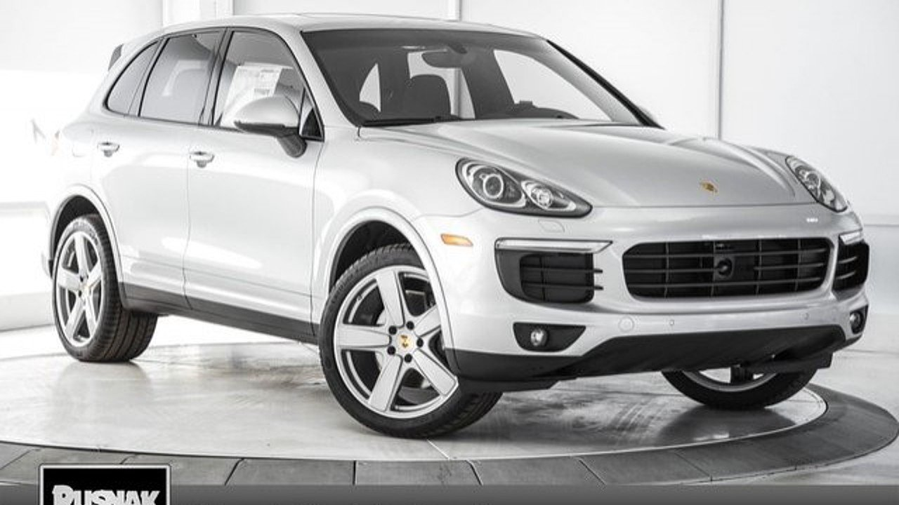 2018 Porsche Cayenne for sale 100951816