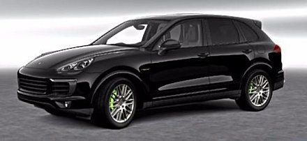 2018 Porsche Cayenne S Hybrid for sale 100896456