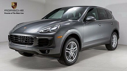 2018 Porsche Cayenne for sale 100905116