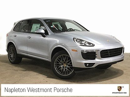 2018 Porsche Cayenne for sale 100946036