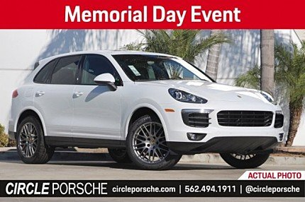 2018 Porsche Cayenne for sale 100955525