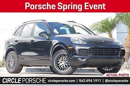 2018 Porsche Cayenne for sale 100955543