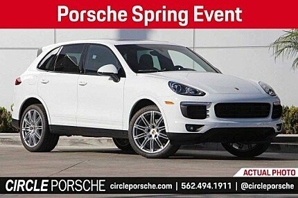 2018 Porsche Cayenne for sale 100955556