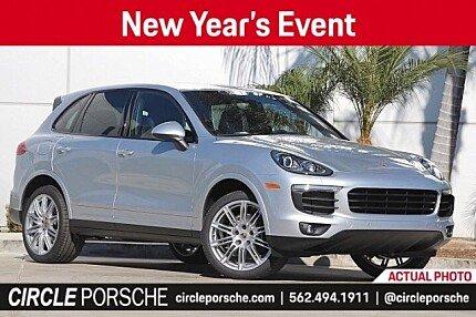 2018 Porsche Cayenne for sale 100955573