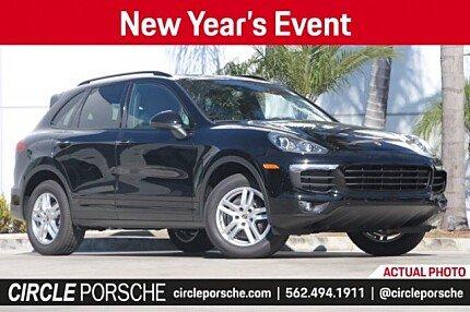 2018 Porsche Cayenne for sale 100955593