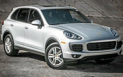 2018 Porsche Cayenne for sale 100967070