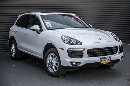 2018 Porsche Cayenne for sale 100978749