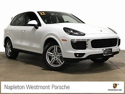 2018 Porsche Cayenne for sale 101024202