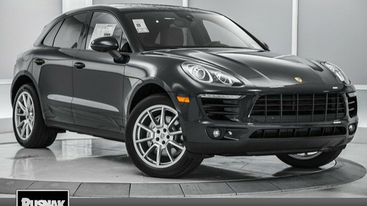 2018 Porsche Macan S for sale 100923786