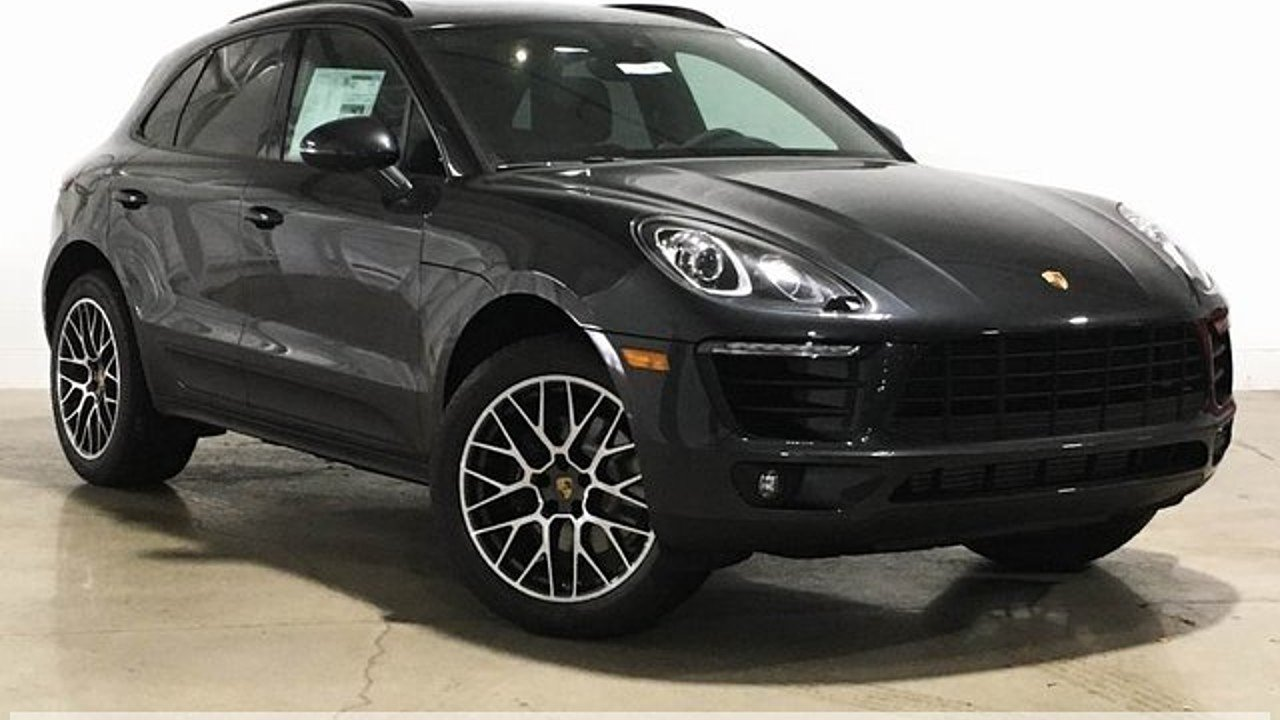 2018 Porsche Macan for sale 100930037