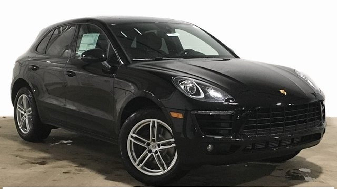 2018 Porsche Macan for sale 100961069