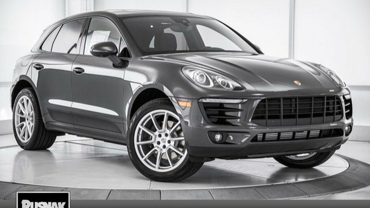 2018 Porsche Macan for sale 100977351