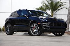 2018 Porsche Macan Turbo for sale 100955531