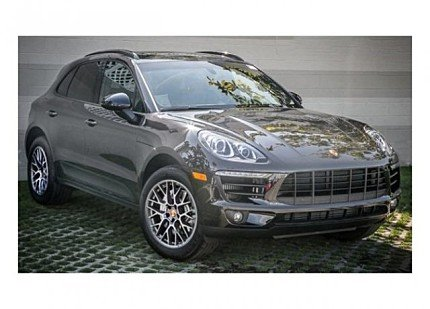 2018 Porsche Macan S for sale 100967071