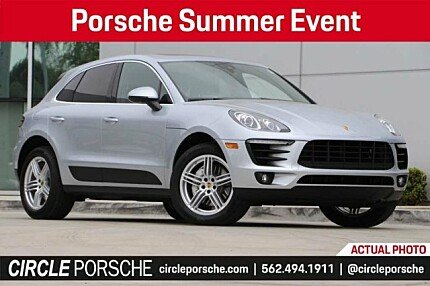 2018 Porsche Macan S for sale 100986145