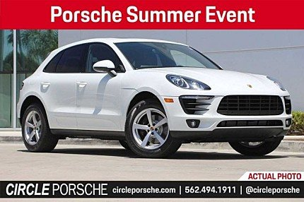 2018 Porsche Macan for sale 100993890